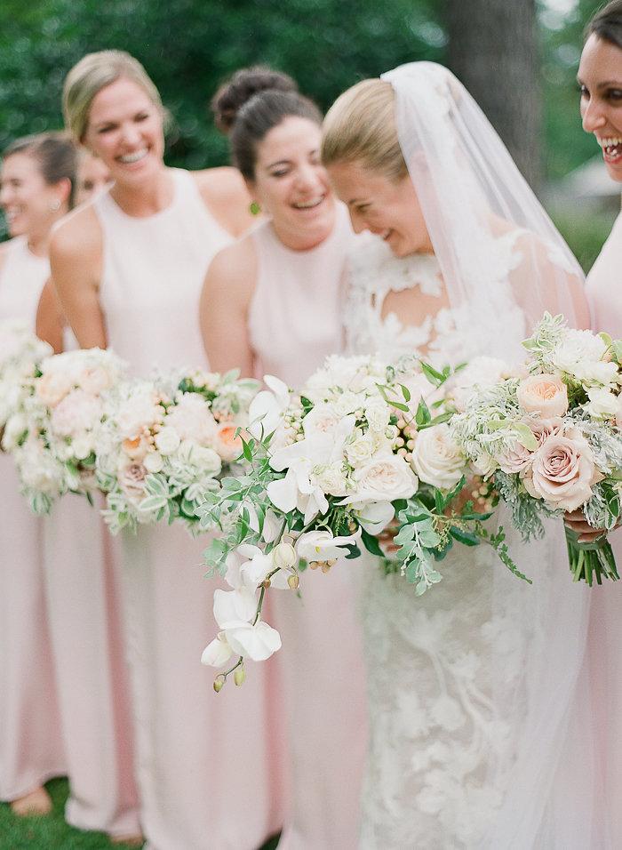 North Carolina Wedding, Events by Reagan, Destination Wedding Planner,  Bride, Bridesmaid, Flower Bouquet
