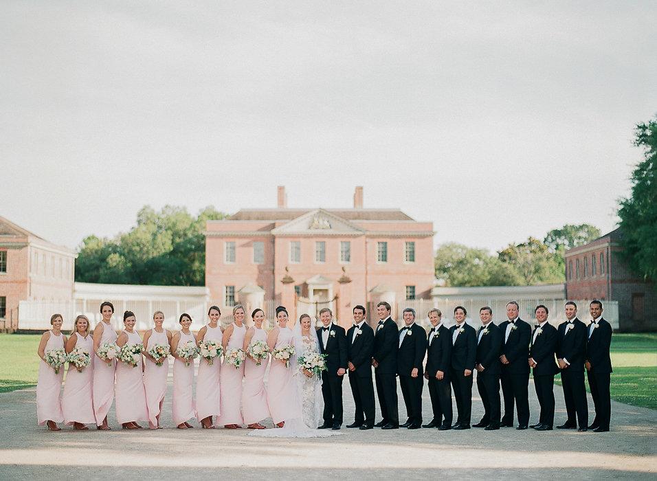 North Carolina Wedding, Events by Reagan, Destination Wedding Planner, Wedding party, Bride and Groom, Bridesmaids, Groomsmen
