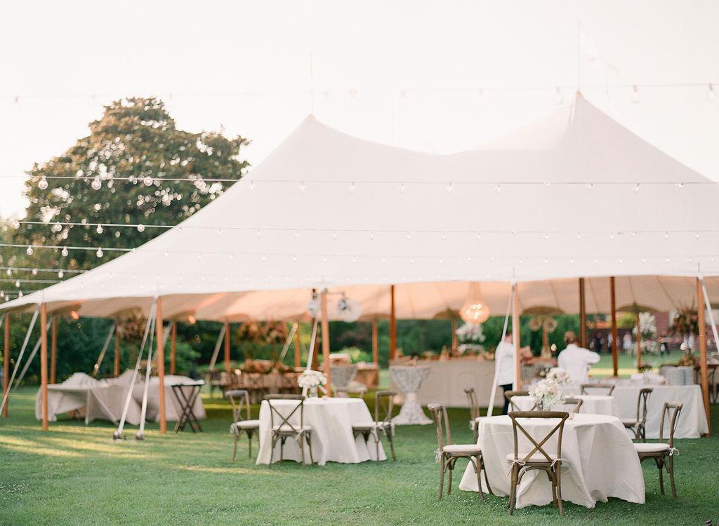 North Carolina Wedding, Events by Reagan, Destination Wedding Planner,  Outdoor Wedding, String lights