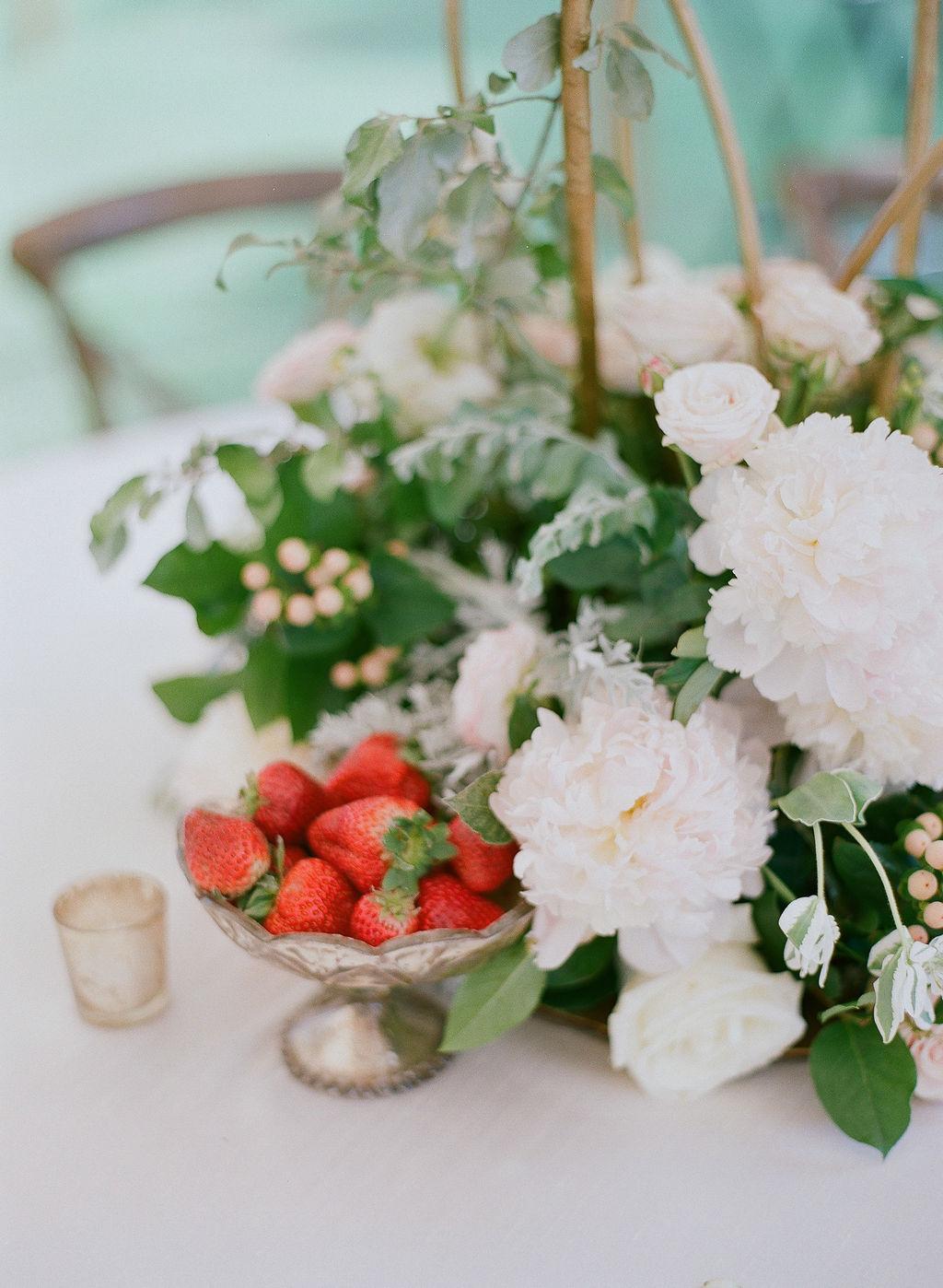 North Carolina Wedding, Events by Reagan, Destination Wedding Planner, Flower arrangement