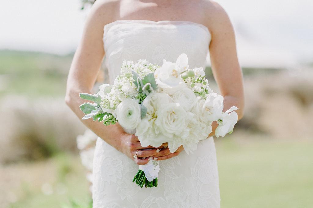 Wedding by the sea, Events by Reagan, Kiawah Wedding, Charleston Wedding Planner, Bride, Flower Bouquet