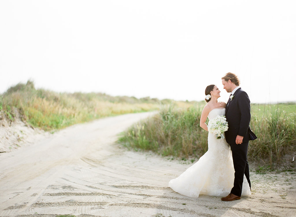 Wedding by the sea, Events by Reagan, Kiawah Wedding, Charleston Wedding Planner,  Bride and Groom