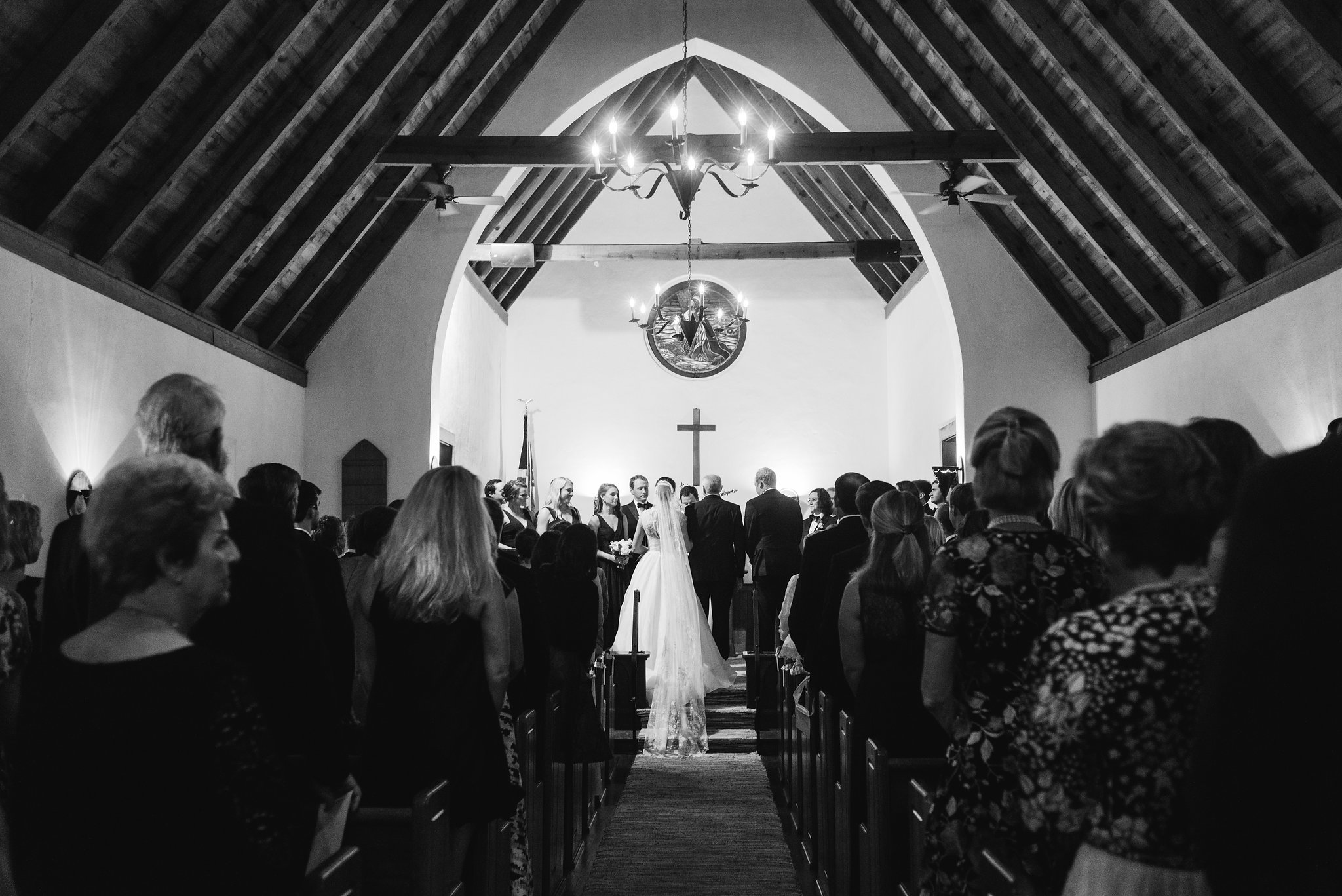 North Carolina Wedding, Events by Reagan, Destination Wedding Planner, Church ceremony