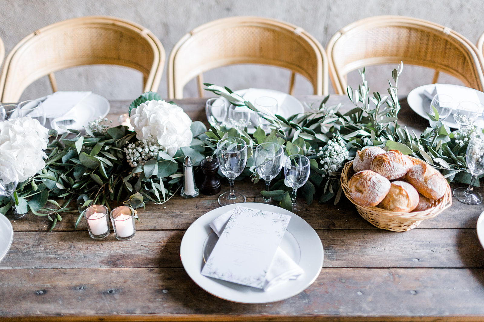 French Chateau Wedding, Events by Reagan, France Wedding, Destination Wedding Planner, Table setting, Flower table decor