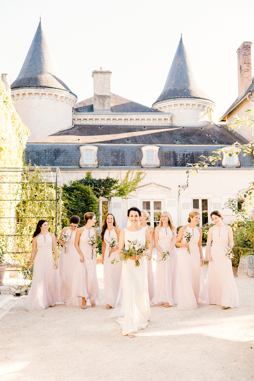 French Destination Wedding, Loire Valley, Events by Reagan, Saint Victor La Grand' Maison