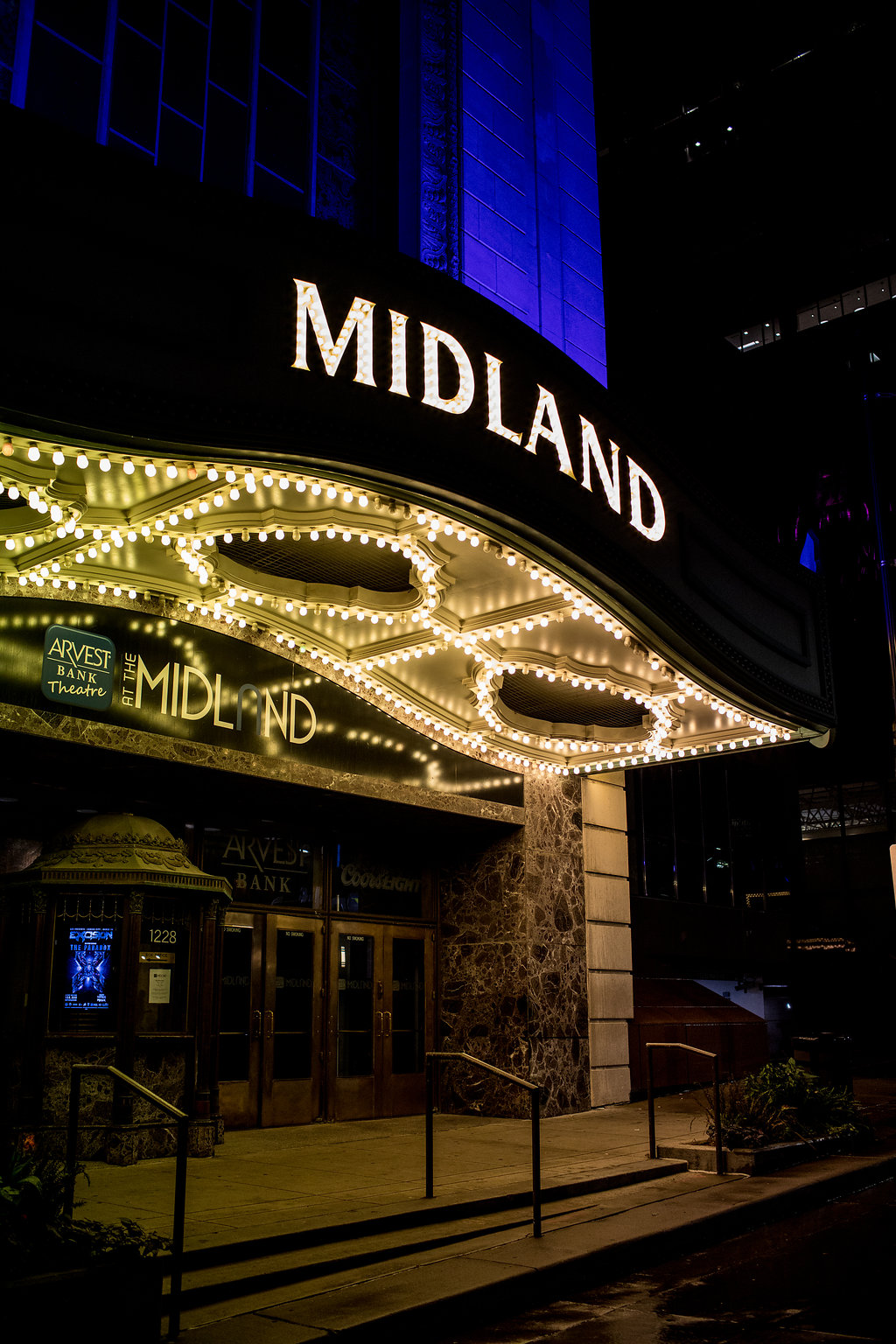 The Midlands Theater, Kansas City, Events by Reagan, Charleston Event Planner