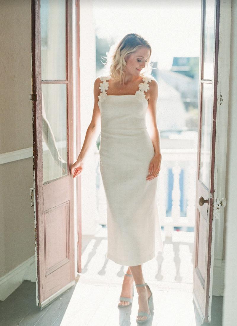 Events by Reagan, Lela Rose Collaboration, Reagan Barnes, White Dress