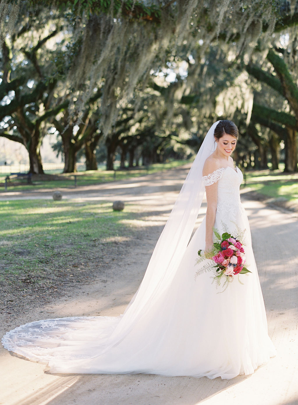 Vows by the River, Events by Reagan, Boone Hall Plantation Wedding, Charleston Event Planner