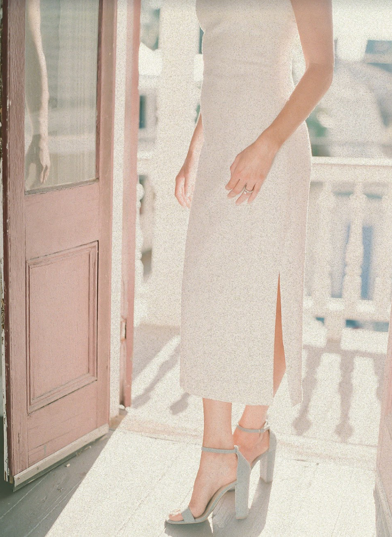 Events by Reagan, Lela Rose Collaboration, White Dress