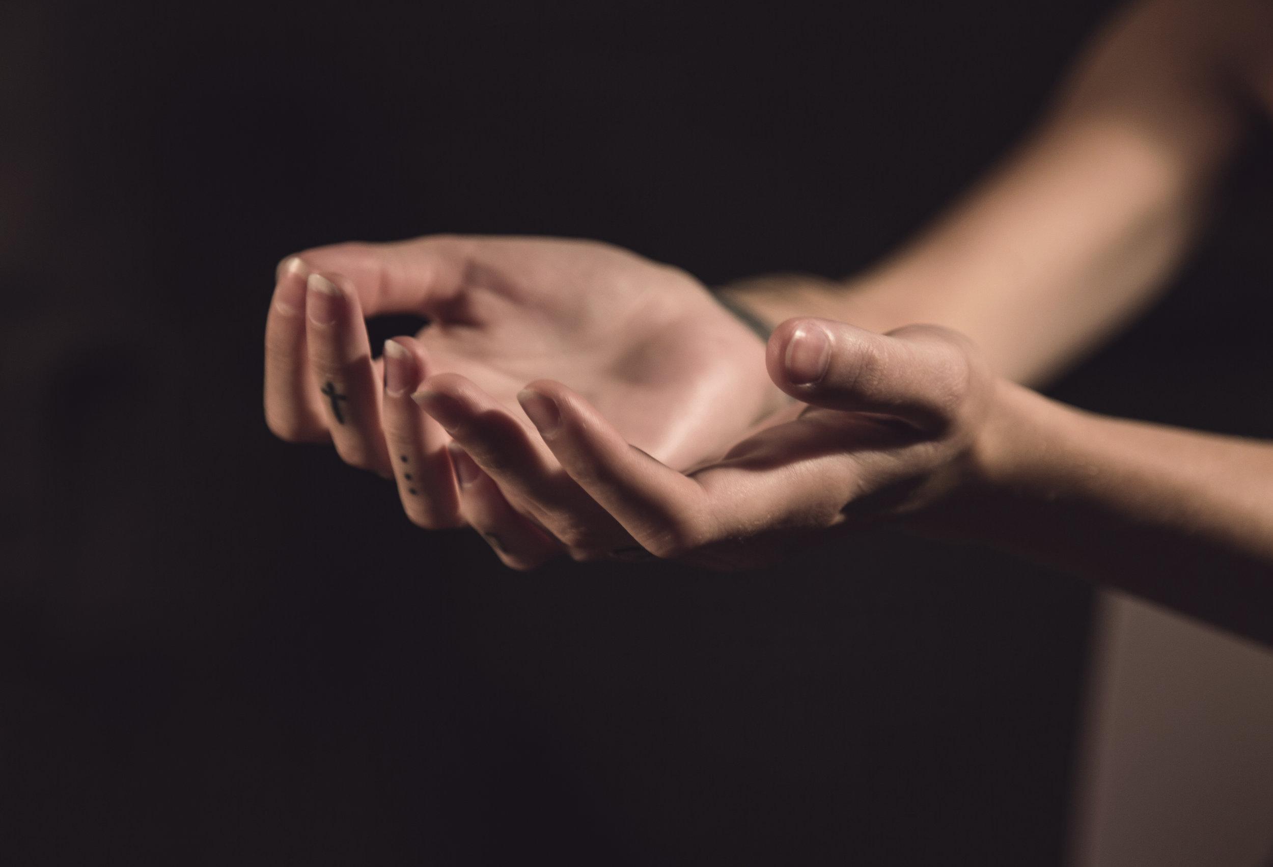 Loving Hands - © 2016Genre: Spoken WordTheme: Stories