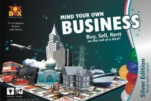Mind Your Own Business - © 2018Genre: Country/Modern CountryTheme: Company Product
