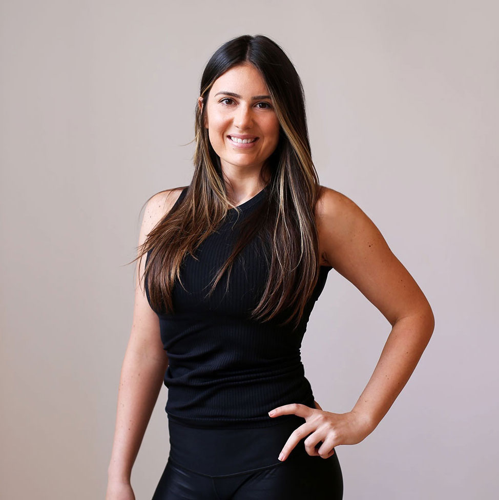 Vanessa Ambroselli. Studio Manager & Yoga Instructor. To take class with Vanessa,  click here .