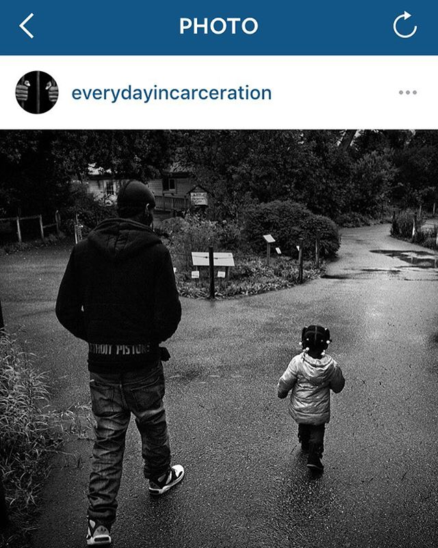 @everydayincarceration is sharing Shanon's story this week. Generally it's an amazing IG account with powerful projects across the board.