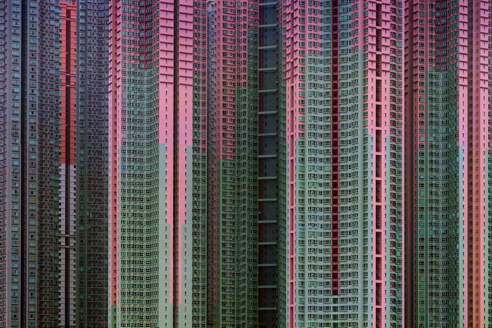 From the series Architecture of Density, Michael Wolf