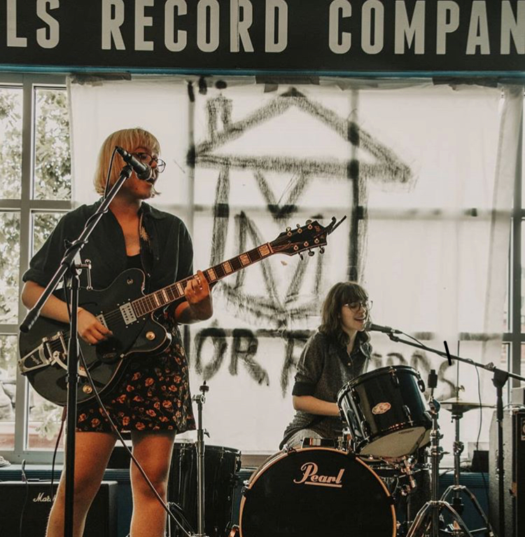 Mills Record Company Stage @ Manor Fest 3
