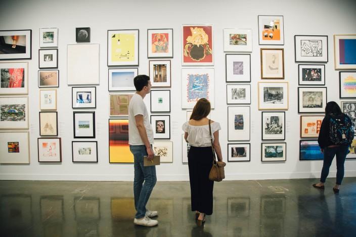 Student Lending Art Program