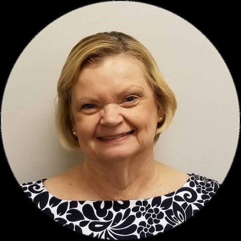 Judy Roberts - Office Manager & Treasurer