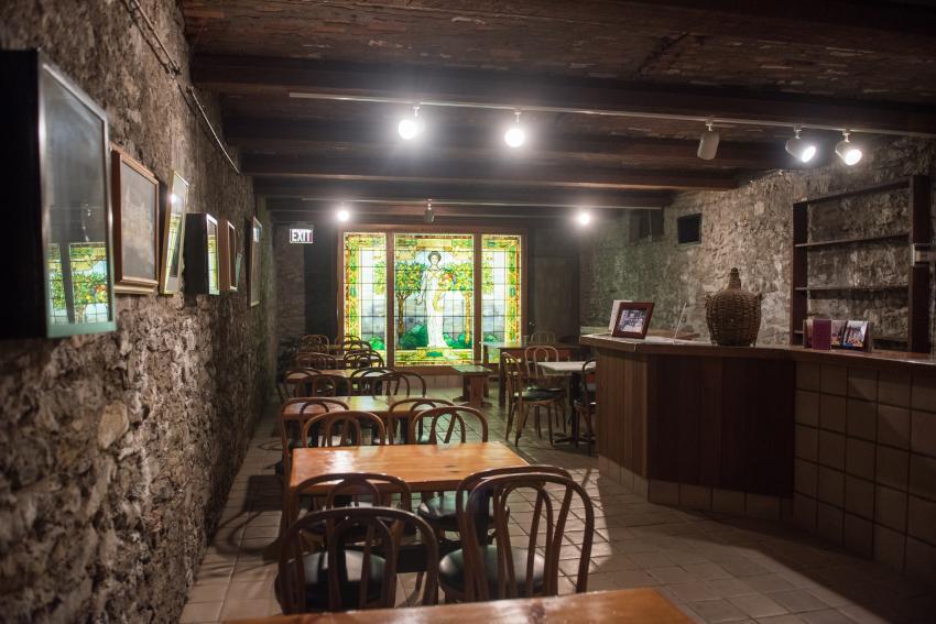 Inside the Finger Lakes Wine Center at Sonnenberg. Photo: Visit Finger Lakes