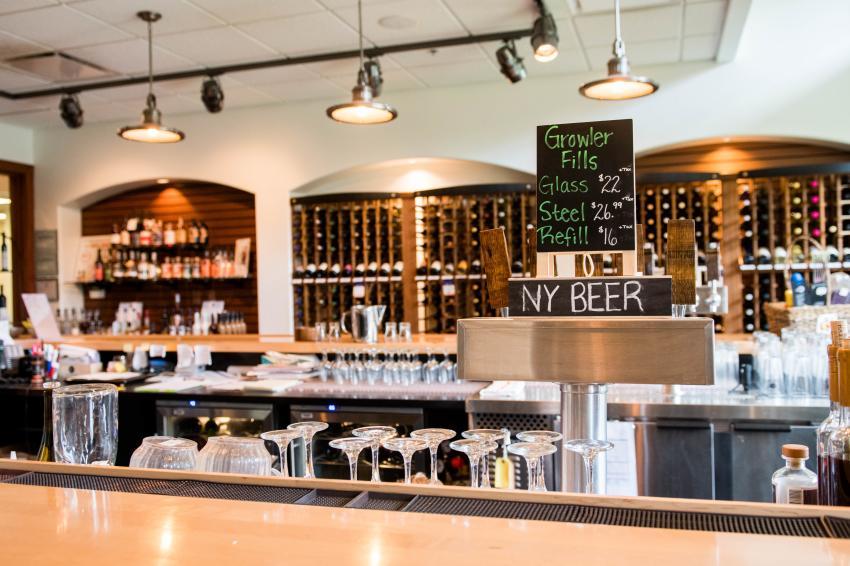 Inside New York Kitchen. Photo: Visit Finger Lakes