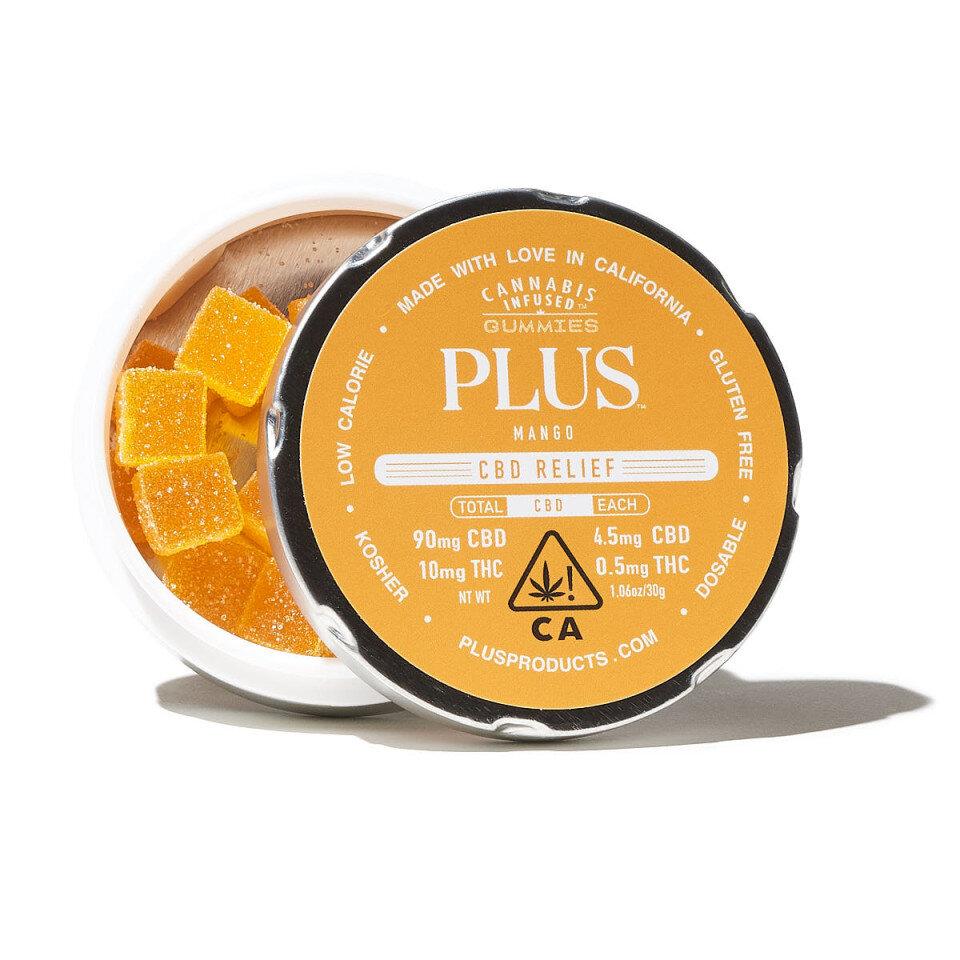 CBD Gummies by Plus