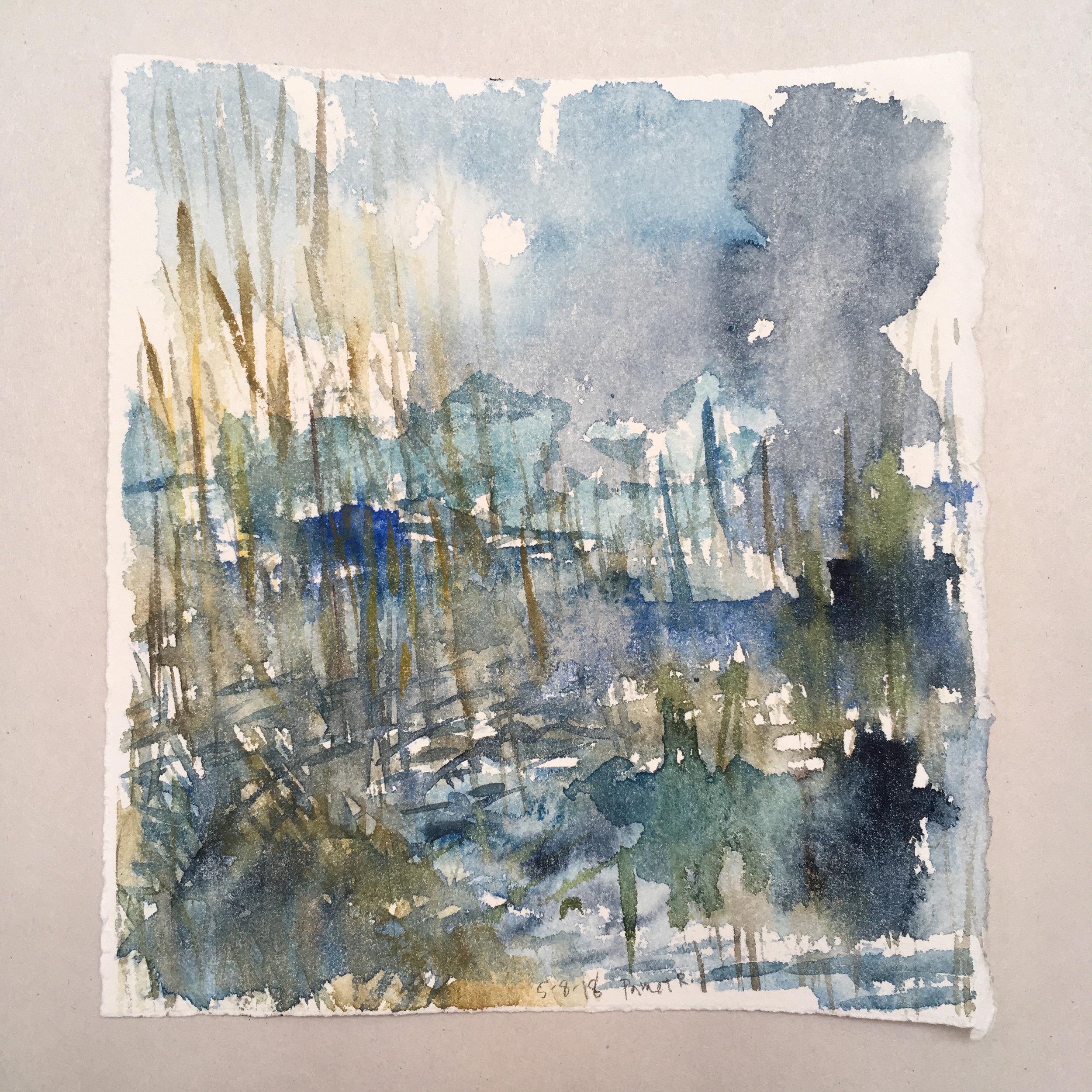 Sigrid Trumpy - Bay Marsh