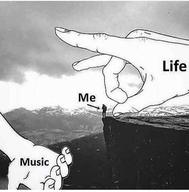 How true is this? #music saves us. #rhythm hugs us #melody lifts us. #celebrating the awesome and wonderful gifts that music brings to us. #hollywood #blues #guitar #austin #songwriter #musician #ukmusic #global #hiredgun @rance1500 @jamesfauntleroyii @sextonplace @brandicarlile @dvntownsend  @nielsestrup (told you i would steal this