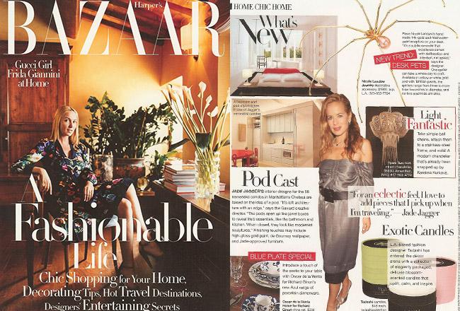 Spider, Harper's Bazaar