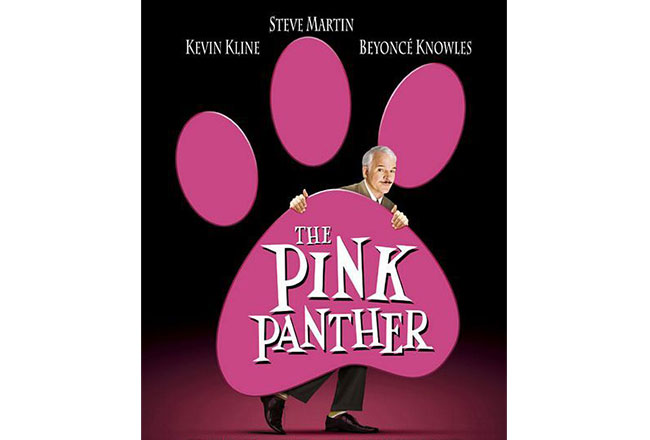 """NLJ for """"The Pink Panther"""""""
