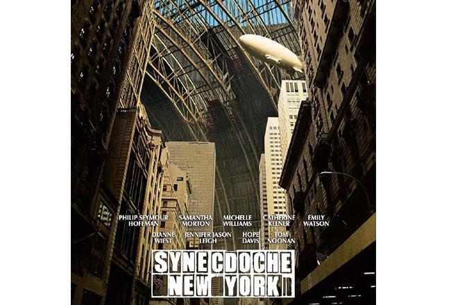 """NLJ for """"Synecdoche New York"""""""
