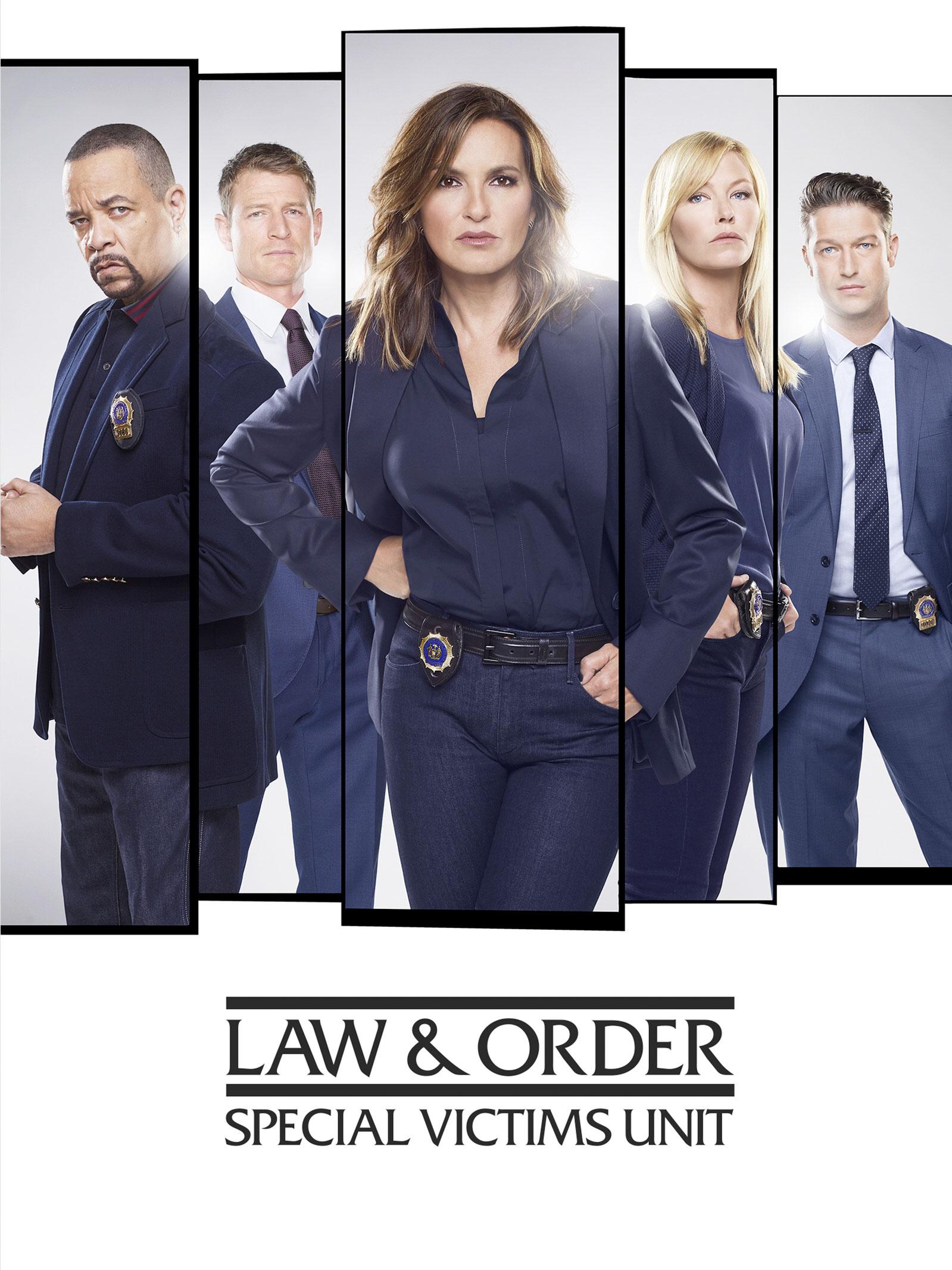 NLJ for Law & Order SVU, Season 20