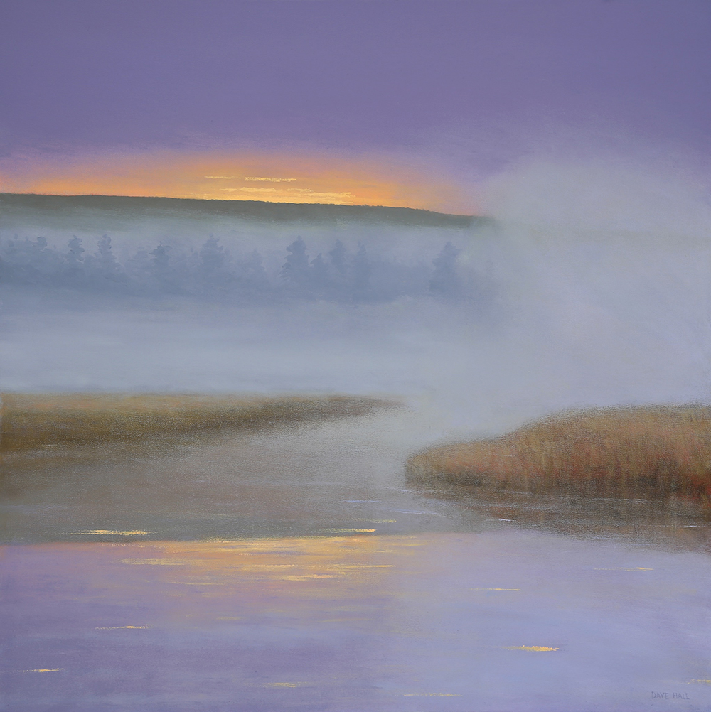 DAWN IN LAVENDER, 40x40, oil on canvas.jpg