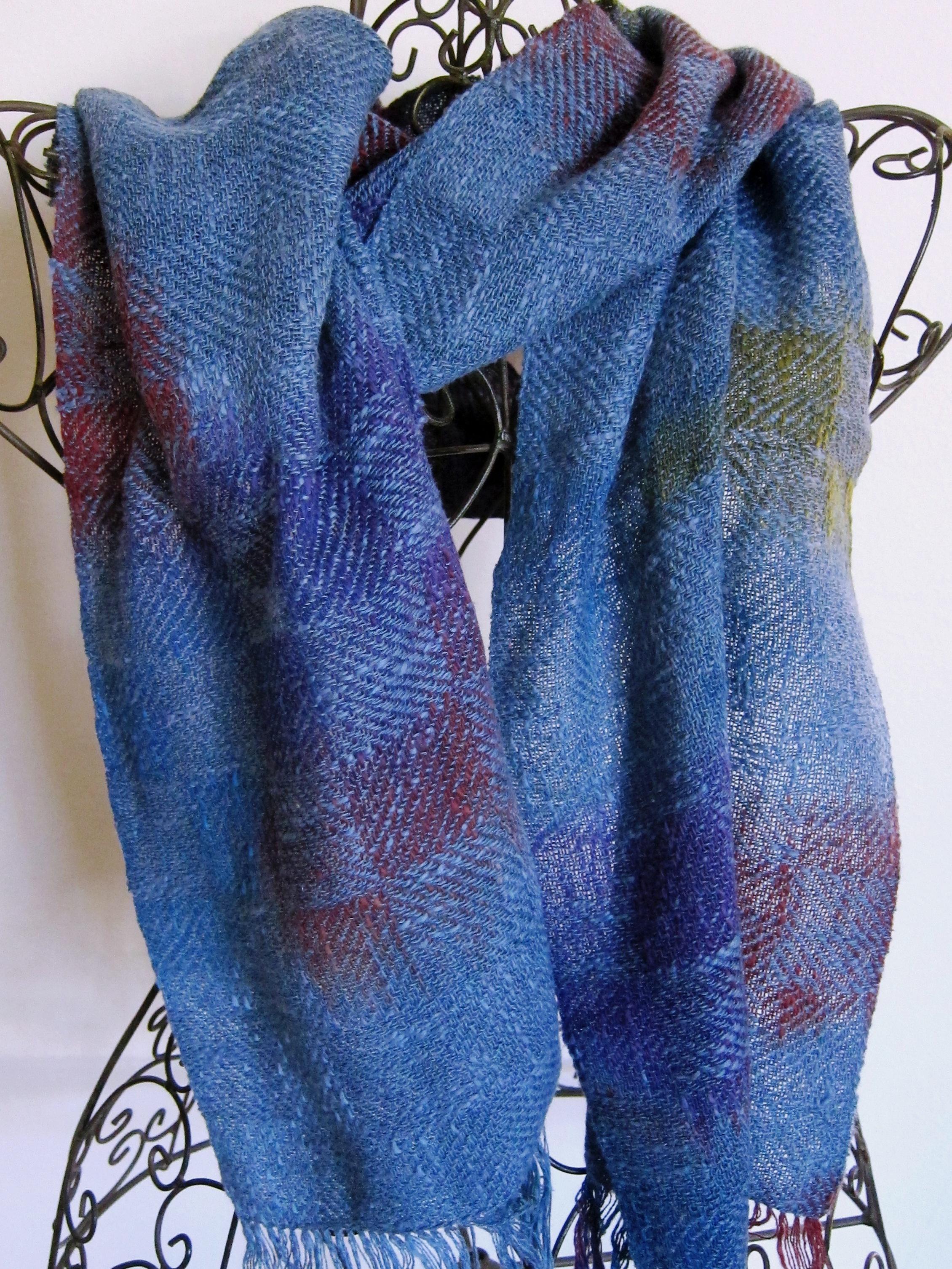 finished scarves.JPG