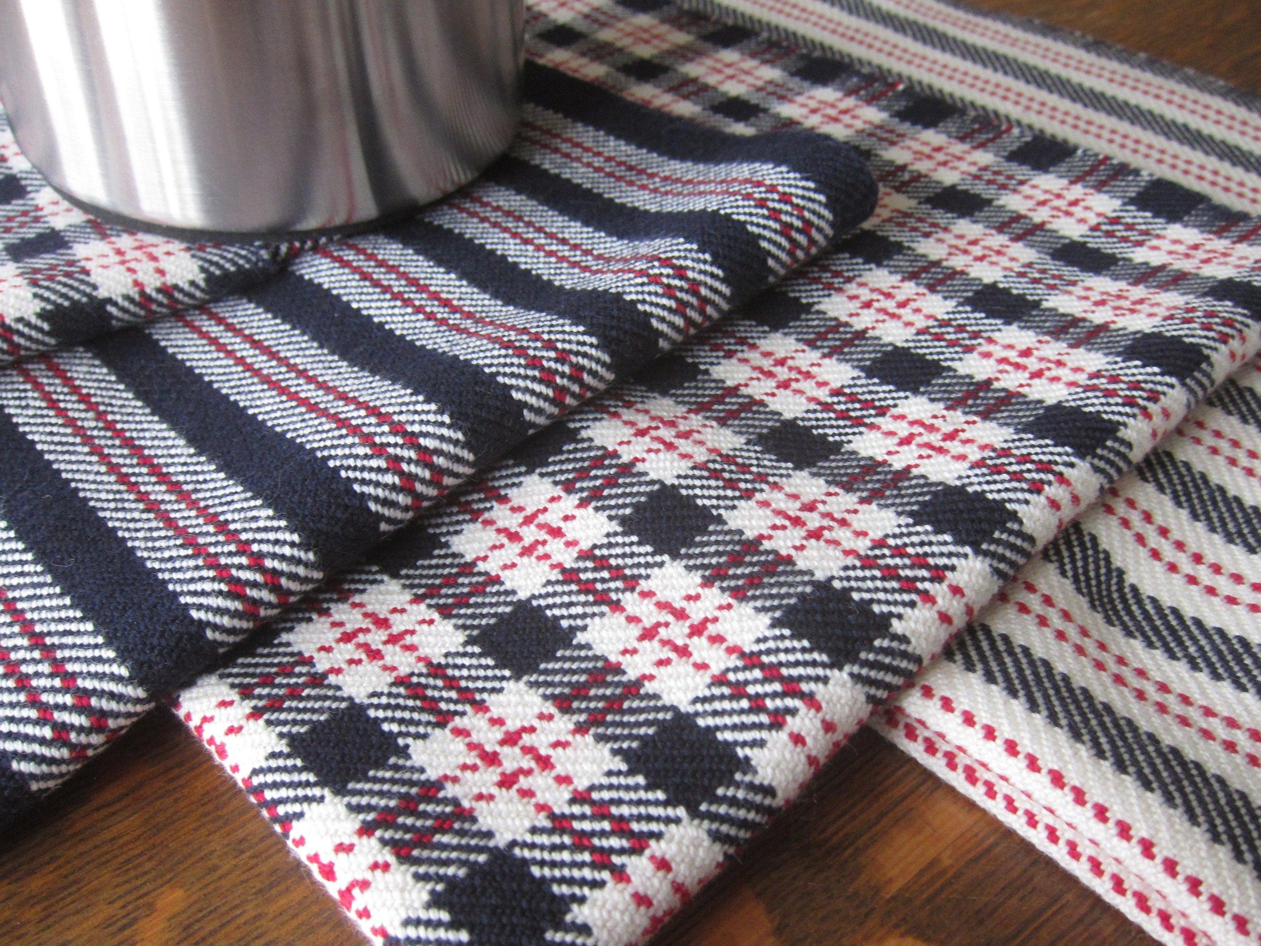 finished towels folded caraf.JPG