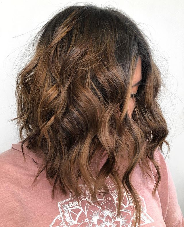 balayaged delight 😋 color by Fenn  cut by Madi