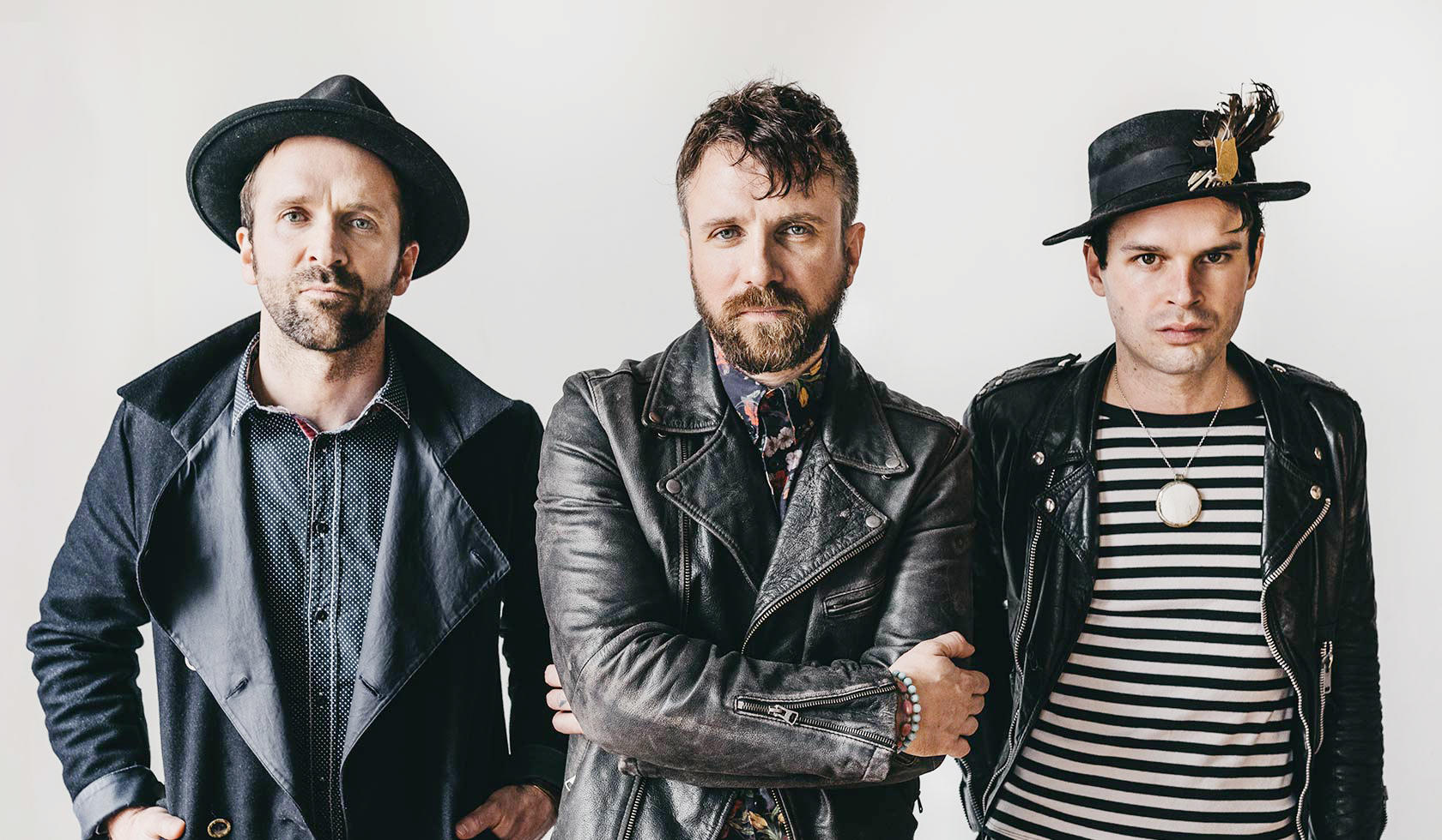 The Trews are a Canadian rock band with many radio hits.