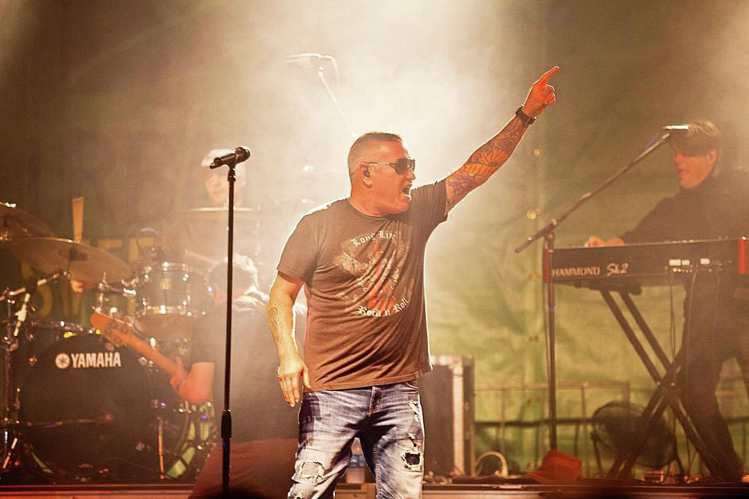 Smash Mouth will headline the 2019 Bash on the Beach in Detroit Lakes on Saturday, July 20. Tickets are on sale now via the Detroit Lakes Jaycees' website as well as at Central Market and the DL Chamber of Commerce. (Submitted photo)
