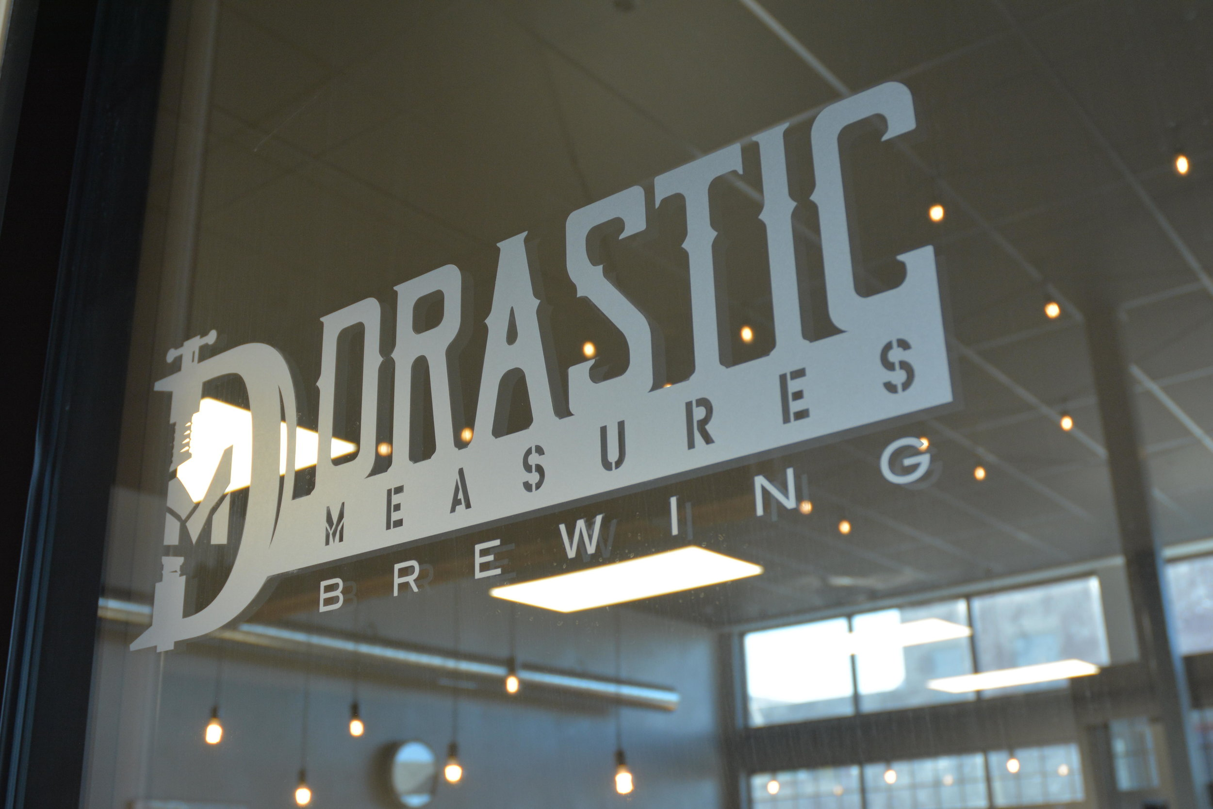 The long awaited Drastic Measures Brewing will open on March 15, 2019. Michael Denny/Wadena Pioneer Journal