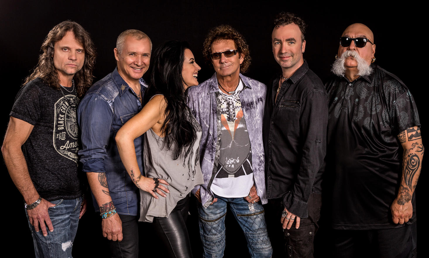 The iconic rock band Starship performs live at Mahnomen's Shooting Star Casino this Friday, April 5 at 8 p.m. (Submitted photo)