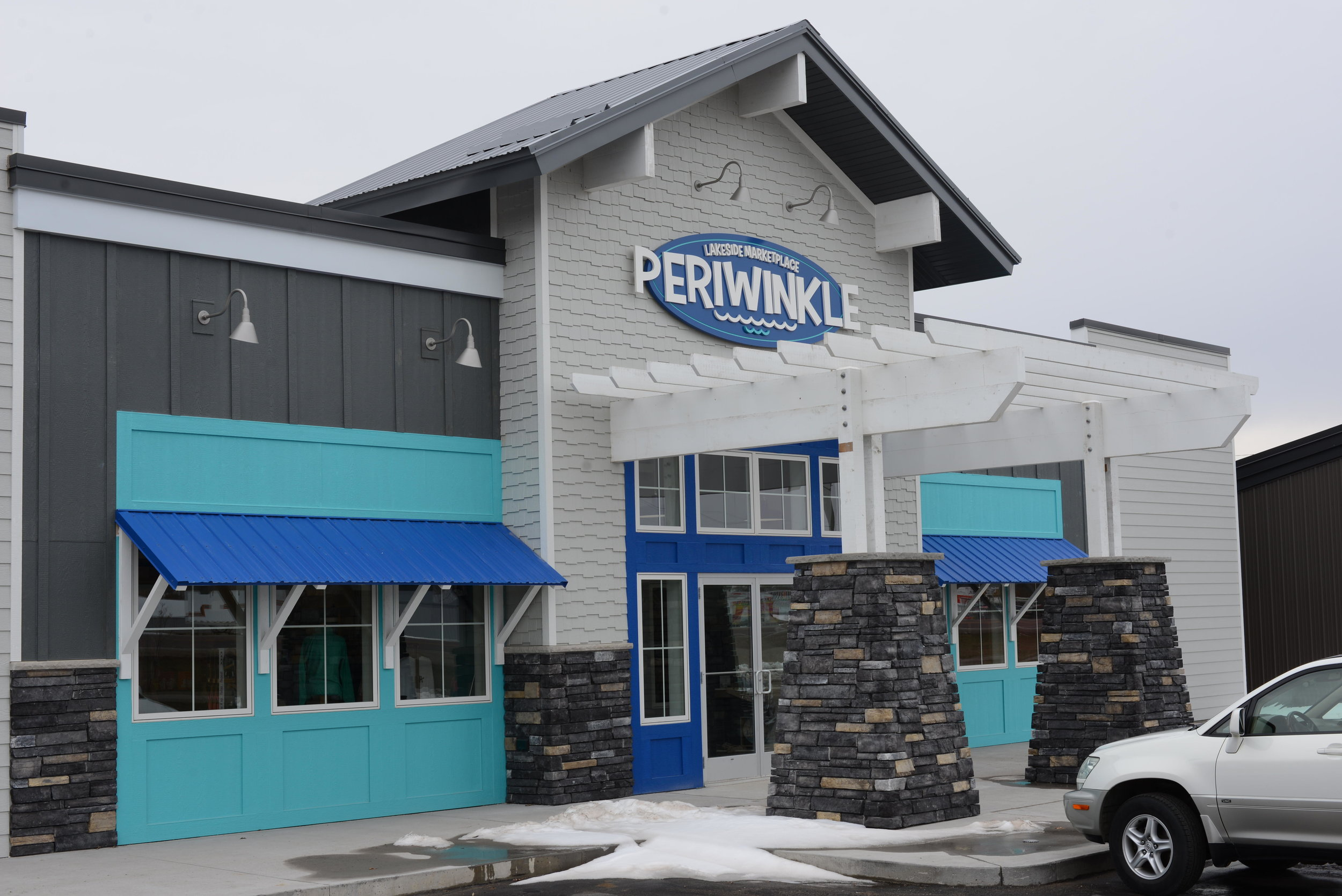 Periwinkle Marketplace is now open in Ottertail. (Carter Jones/ FOCUS)