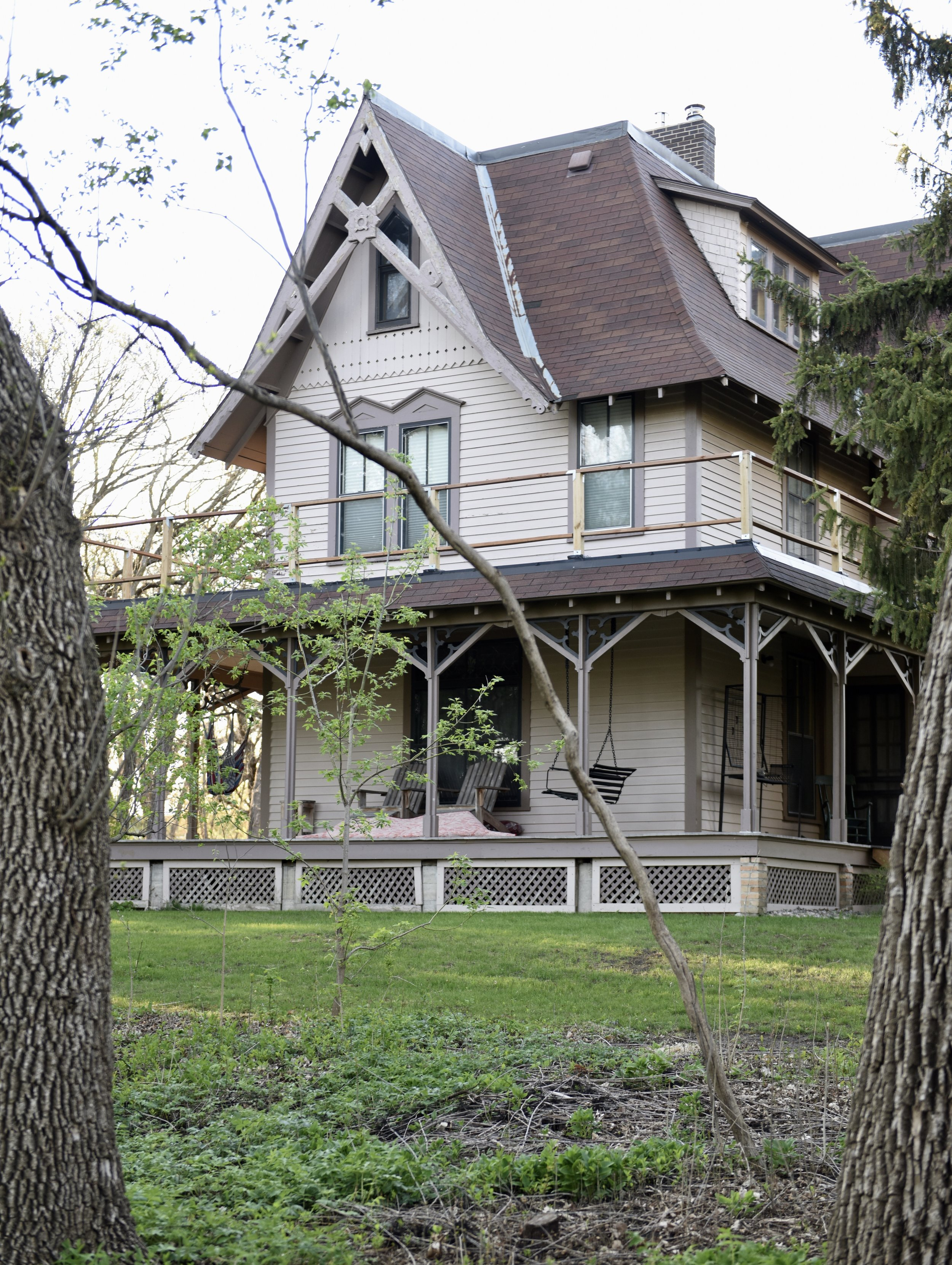 1882 C.J. Wright House