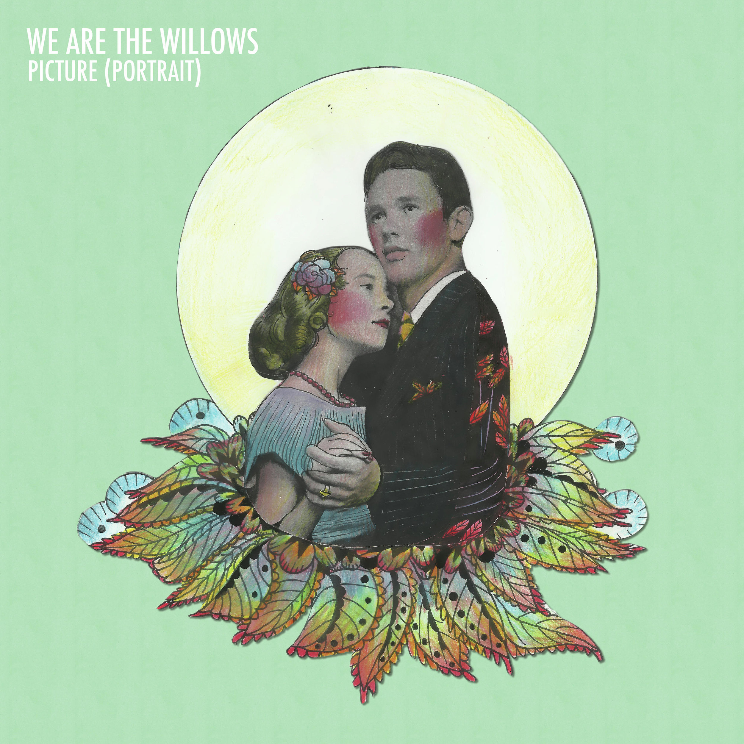 "We are the Willows will base their Friday concert at the Holmes Theatre on their 2014 album, ""Picture (Portrait),"" which includes songs that front man Peter Miller wrote about the 350 letters exchanged between his grandparents during World War II. (Submitted photo)"