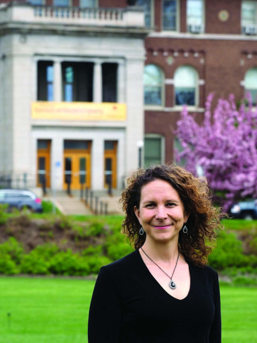 Dr. Sara Heger, Researcher, University of Minnesota Water Resource Center Courtesy photo