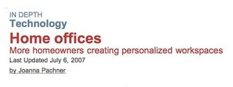 Home Offices & Personal Branding