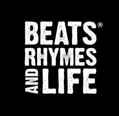 BeatsRhymesandLife