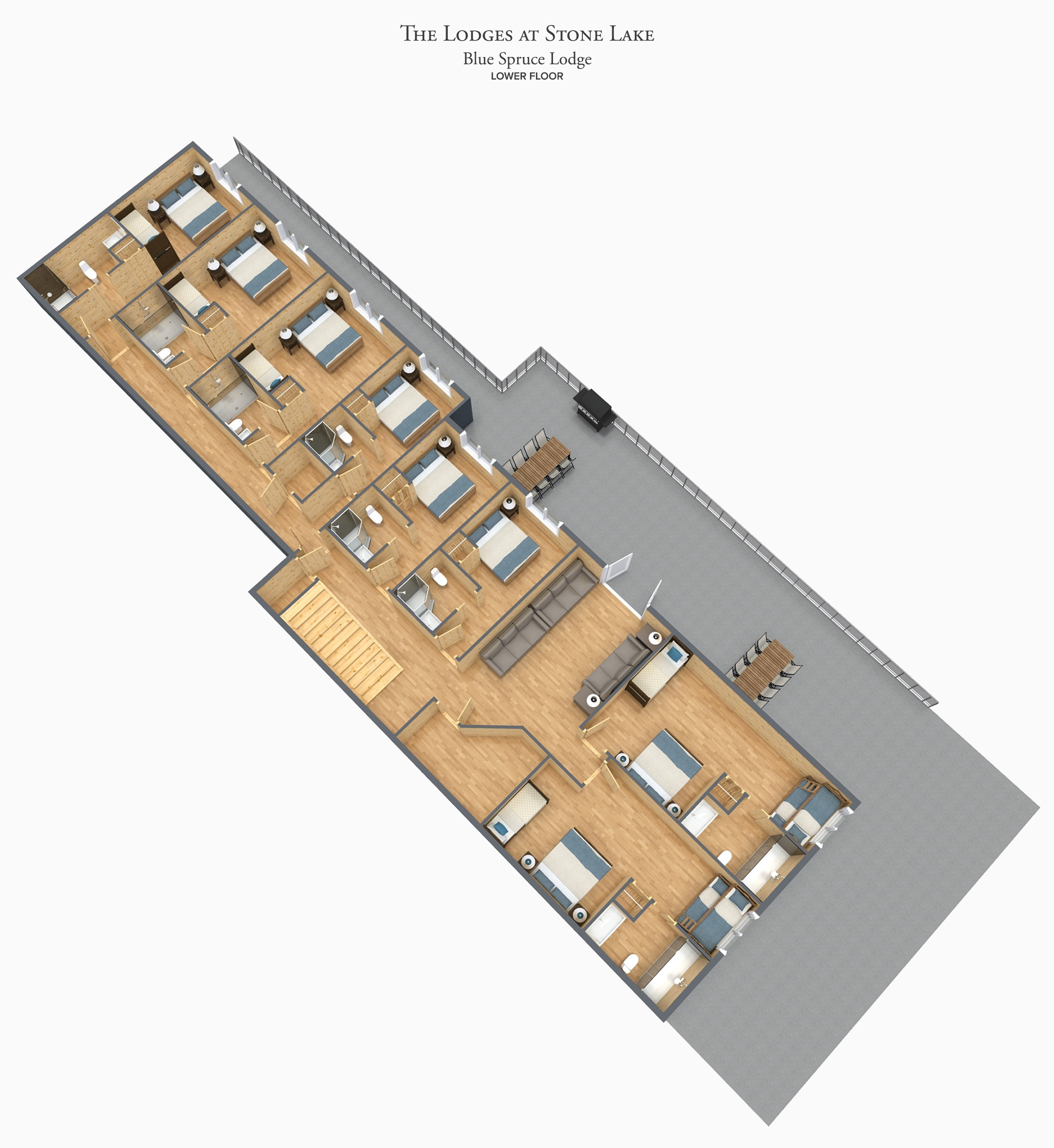 Blue Spruce - Lower Level Floor Plan - The Lodges at Stone Lake.jpg