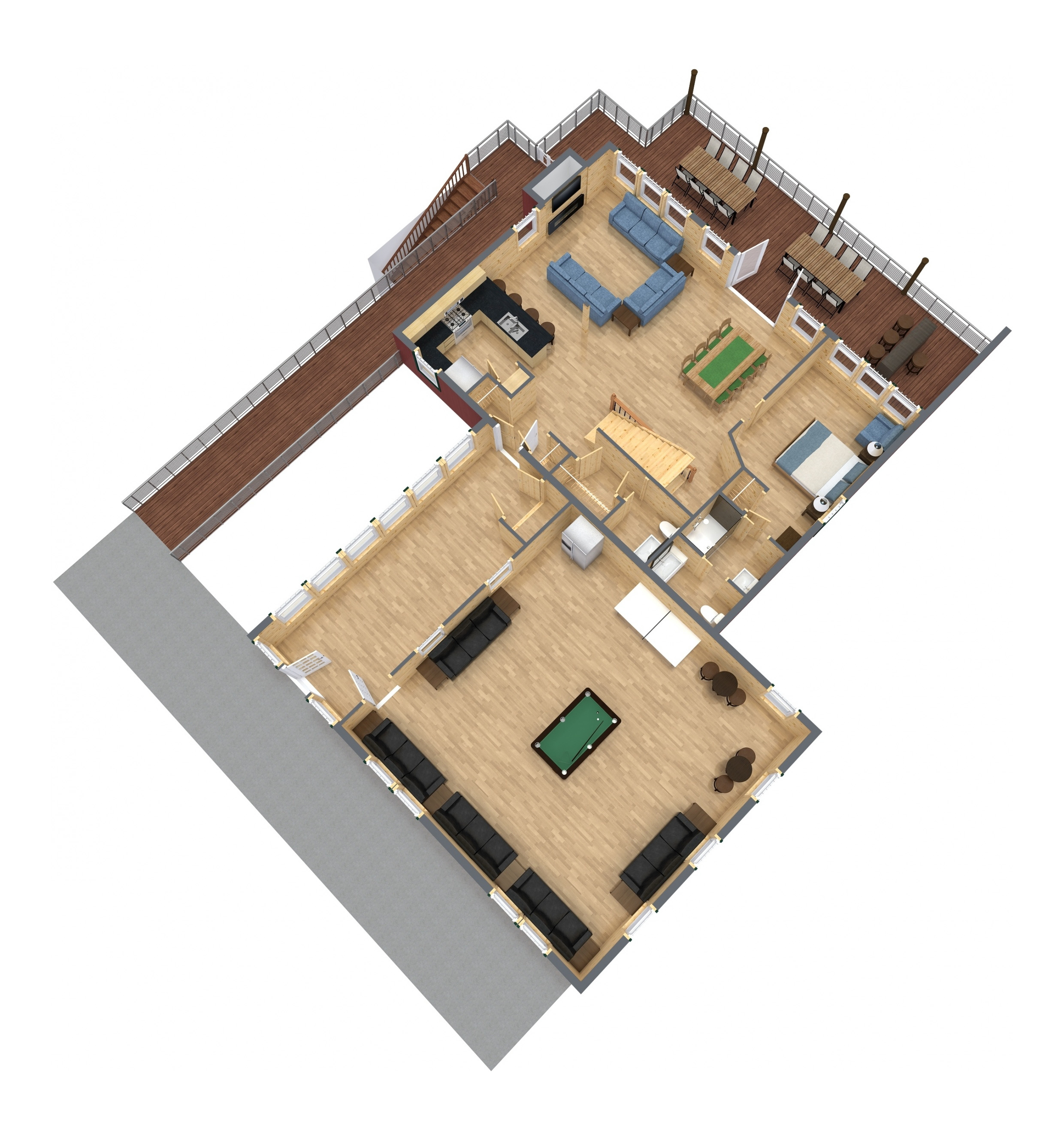 Knotty Pine Lodge - Main Level.jpg