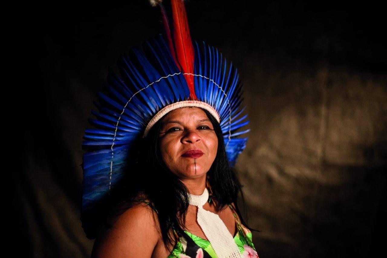 Sonia Guajajara, Brazilian Indigenous leader , General Coordinator of APIB