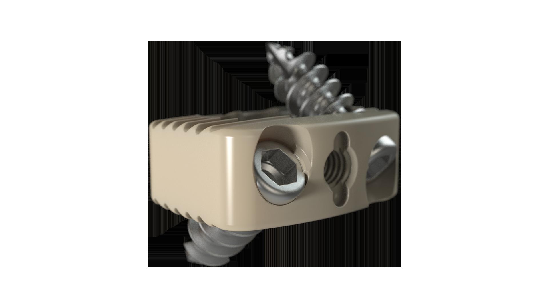 A-CIFT SoloFuse  Anterior Cervical Interbody Fusion Technology