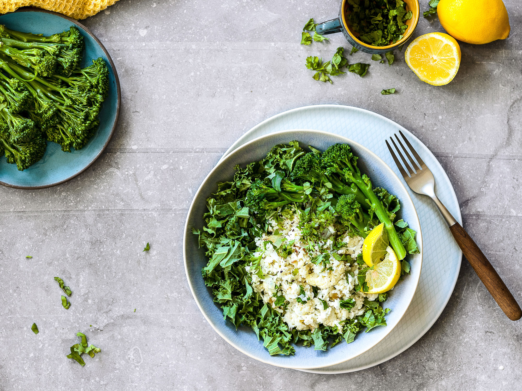 Delicious and Healthy Eating with Bourbon & Broccoli