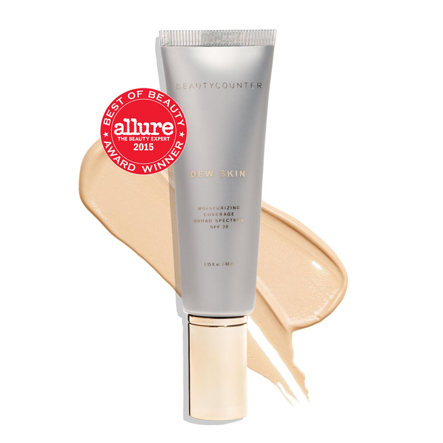 Beautycounter's Dew Skin Moisturizing Coverage